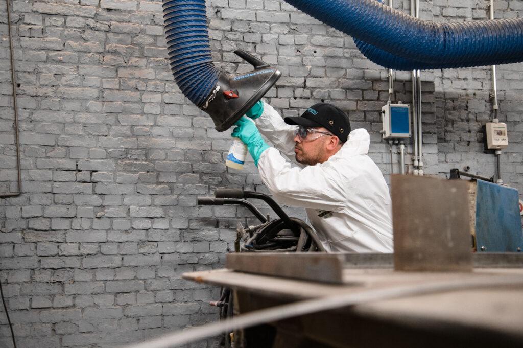 Cleaning Masters heeft specialisten voor elk type industriële reiniging.