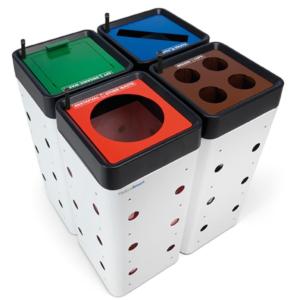 IQubic is een voorbeeld van een toepassing van sensortechnologie door Multi Masters Group.