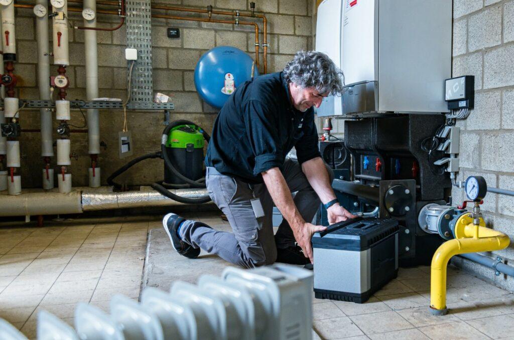 De techniekers van Maintenance Masters stellen een helder en overzichtelijk beheersplan op voor het beheer van uw technische installaties.